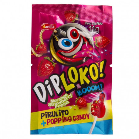 Pirulito Dip Loko Boom 11gr - ShopSensual