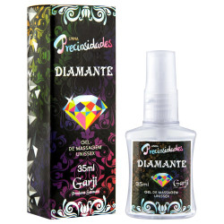 Diamante Gel Dessensibilizante Anal Unissex 35 ML Garji - ShopSensual