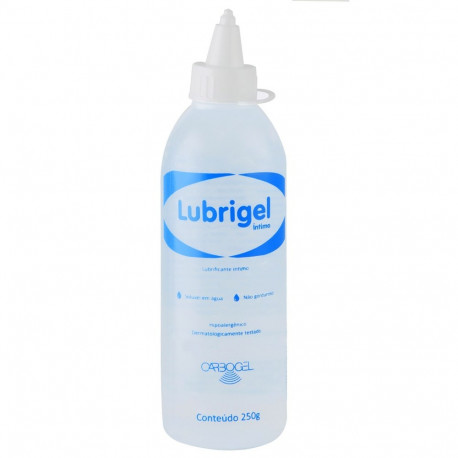 Lubrificante Intimo LubriGel 250g - ShopSensual