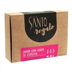 Kit Regalo Amor com Amor se Espalha - Santo - ShopSensual