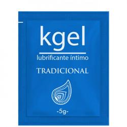 Lubrificante Kgel Tradicional 5G - Sache - ShopSensual