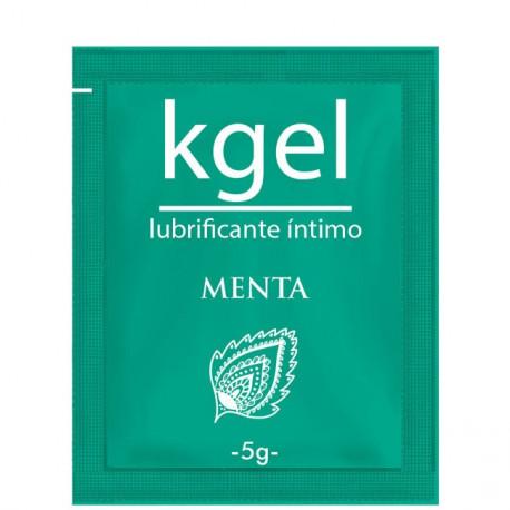 Lubrificante Kgel Menta 5G - Sache - ShopSensual