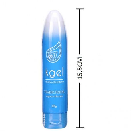Kgel Lubrificante Intimo 80G - ShopSensual