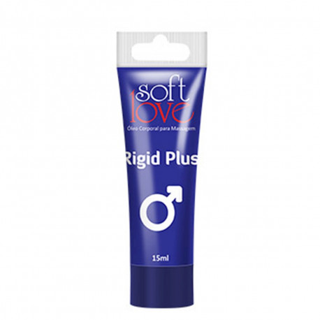 Rigid Plus Bisnaga 15ml Soft Love - ShopSensual
