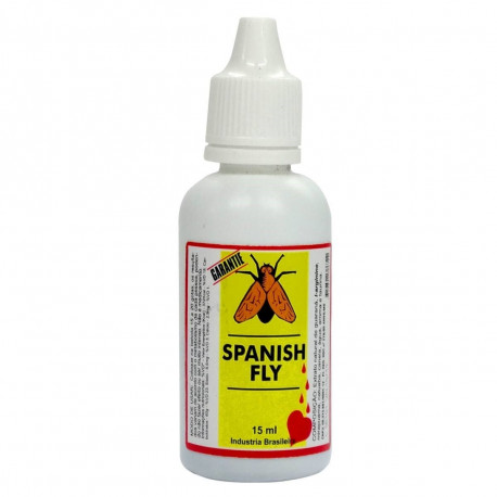 Spanish Fly Estimulante Afrodisíaco 15ml K-Lab - ShopSensual