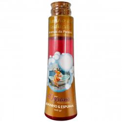 Banho de Sedução Espuma e Banho Aromas da Paixão 160ml 40 Graus - ShopSensual