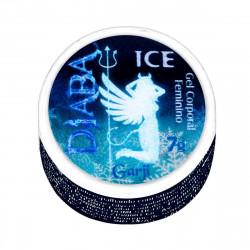 Diaba Ice Pomada Excitante Feminino 7g Garji - ShopSensual