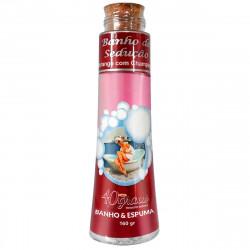 Banho de Sedução Espuma e Banho Aromas da Morango c/ Champanhe 160ml 40 Graus - ShopSensual