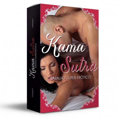 Baralho Kama Sutra Super Erotico - ShopSensual