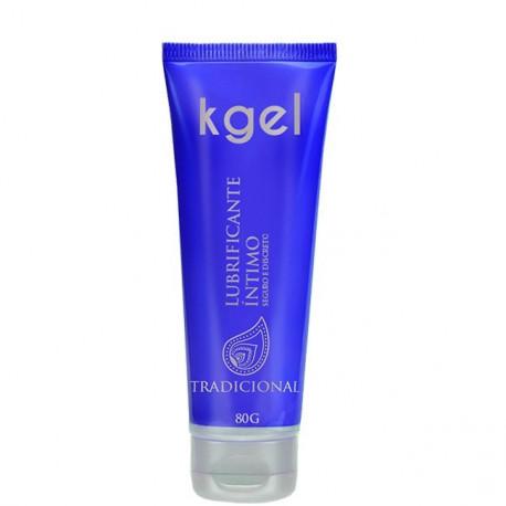 KGel Lubrificante Intimo Tradicional 80g - ShopSensual