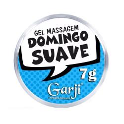 Domingo Suave Gel Lubrificante Menta 7g Garji - ShopSensual