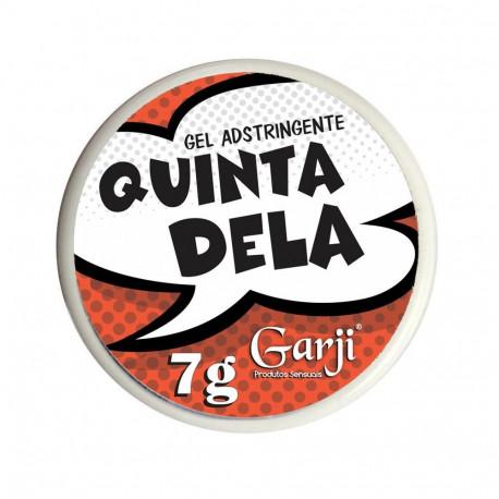 Quinta Delas Gel Adstringente Feminino 7g Garji - ShopSensual