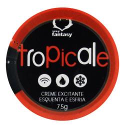 Tropicalle Excitante Esquenta e Esfria Pote 7,5G Sexy Fantasy - ShopSensual