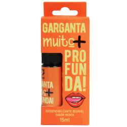Garganta Muito Mais Profunda Spray 15ML Sexy Fantasy - ShopSensual