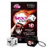 Dado Sexy Clube 3D Jogo do Prazer com Realidade Aumentada Diversão ao Cubo - ShopSensual