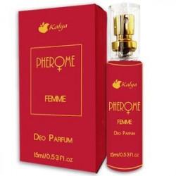 Perfume Pherome Femme 15ML Kalya - ShopSensual