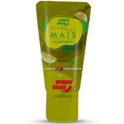 Gel Comestível Scurrega Mais Caipirinha 15g Pepper Blend - ShopSensual