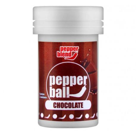 Pepper Ball Chocolate Pepper Blend - ShopSensual