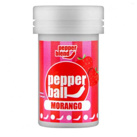 Pepper Ball Morango Pepper Blend - ShopSensual