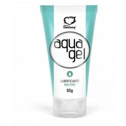 Aquagel Gel Lubrificante Neutro 60g Sexy Fantasy - ShopSensual