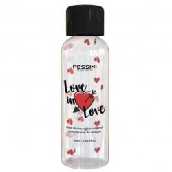 Love In Love Óleo Base de Água 60 ML Pessini - ShopSensual