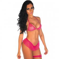 Fantasia Mini Pimentinha Barbie Pimenta Sexy - ShopSensual