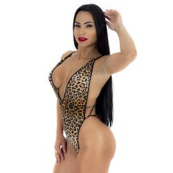 Mini Body Selvagem Pimenta Sexy - ShopSensual