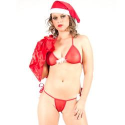 Fantasia Mini Mamãe Noel Pimenta Sexy - ShopSensual