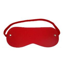 Venda Tapa Olhos Vermelho Dominatrix - ShopSensual