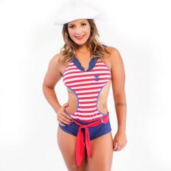 Fantasia Marinheira Body - ShopSensual