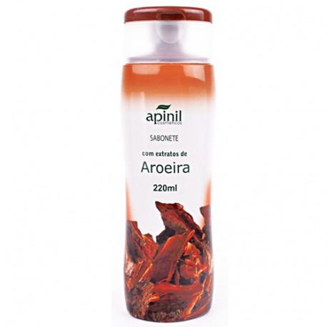Sabonete Íntimo Aroeira 220ml Apinil Cosméticos - ShopSensual