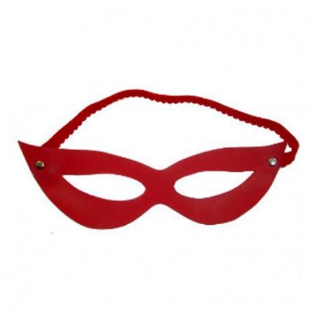 Máscara em Bedim vermelha - ShopSensual