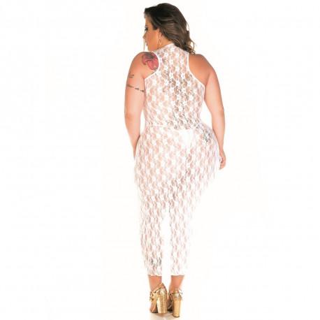 Camisola Lua de Mel Plus Size Pimenta Sexy - ShopSensual