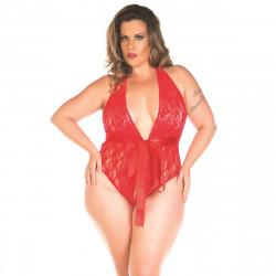 Body Luxo Plus Size Pimenta Sexy - ShopSensual