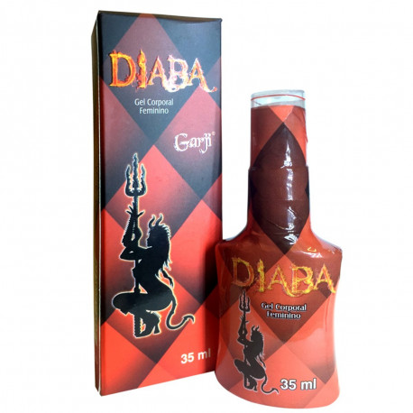 Spray Excitante Feminino Diaba Garji 35 ml - ShopSensual