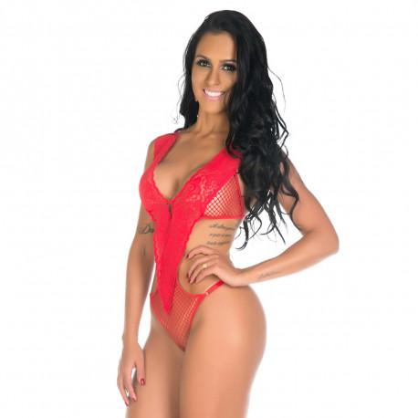 Body Arrastão Pimenta Sexy - ShopSensual