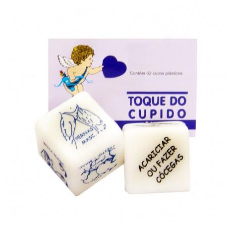 Toque do Cupido Só para Eles Diversão ao Cubo - ShopSensual