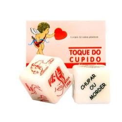Toque do Cupido Só pra Elas Diversão ao Cubo - ShopSensual