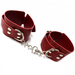 Bracelete Vermelho Regulavel Dominatrixxx - ShopSensual