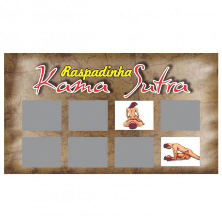 Raspadinha Kama Sutra - ShopSensual | Sexshop Online