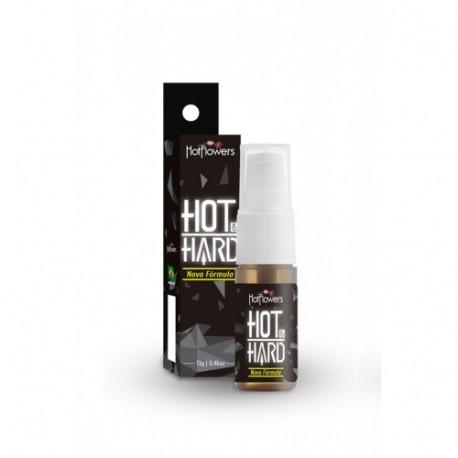 Gel Hot & Hard Spray 13gr Hot Flowers - ShopSensual