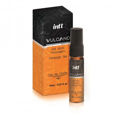 Vulcano Mix de Prazer Excitante Unissex Extra Forte 17ml Intt - ShopSensual