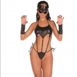 Fantasia Mulher Gato Pimenta Sexy - ShopSensual