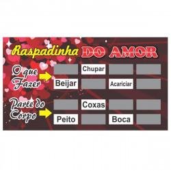 Raspadinha do Amor - ShopSensual | Sexshop Online