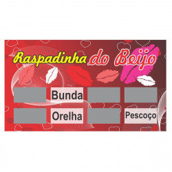 Raspadinha do Beijo - ShopSensual | Sexshop Online