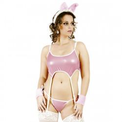 Kit Fantasia Clássica Coelha Charmosa Pimenta Sexy - ShopSensual