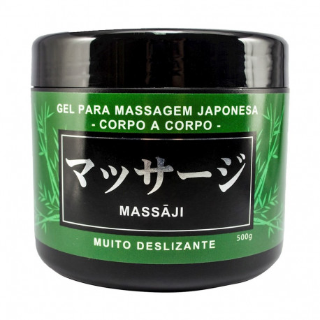 Nyru Premium Gel de Massagem Corpo a Corpo 500g Hot Flowers - ShopSensual