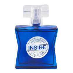 Perfume Masculino Blue 50 ML Inside - ShopSensual